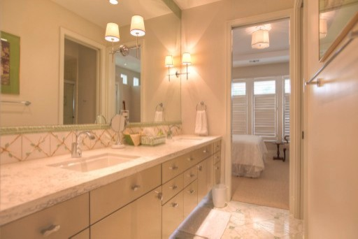 Chevy Chase Residence traditional-bathroom