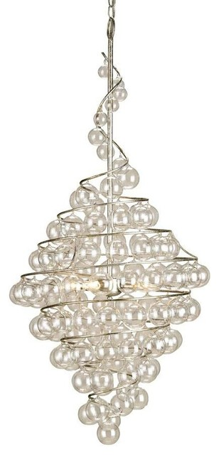 Currey & Company Wanderlust Chandelier traditional-chandeliers