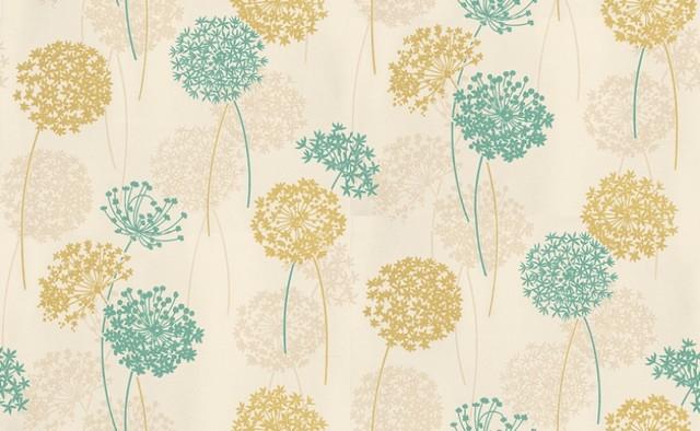 contemporary dandelion head floral - photo #32