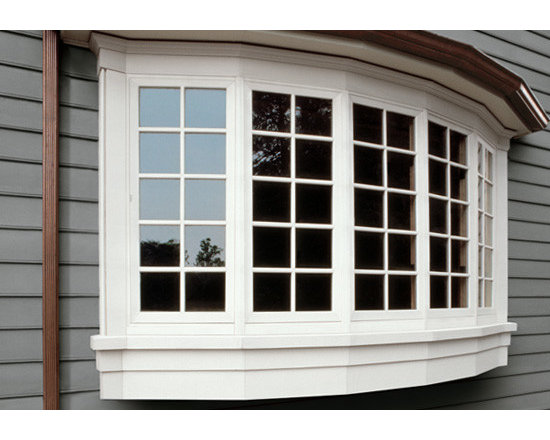 Bow Fiberglass Window -