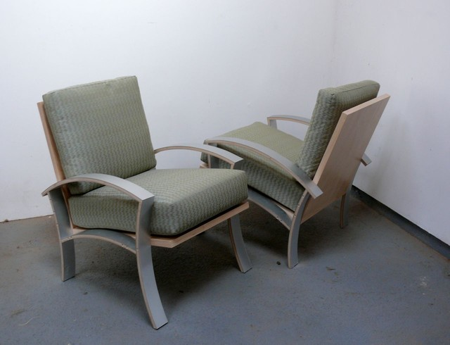 MWP chairs contemporary chairs