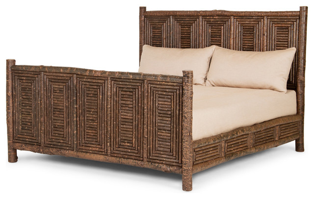Rustic Bed #4066 by La Lune Collection rustic-beds