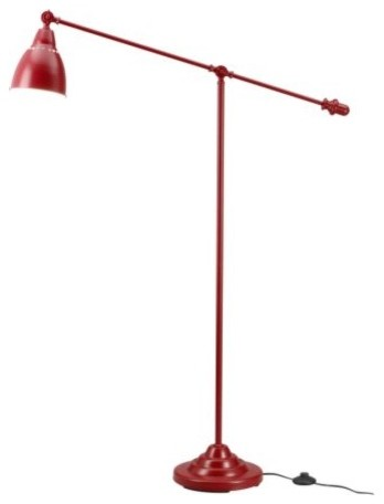 Barometer Floor Reading Lamp Modern Floor Lamps By Ikea