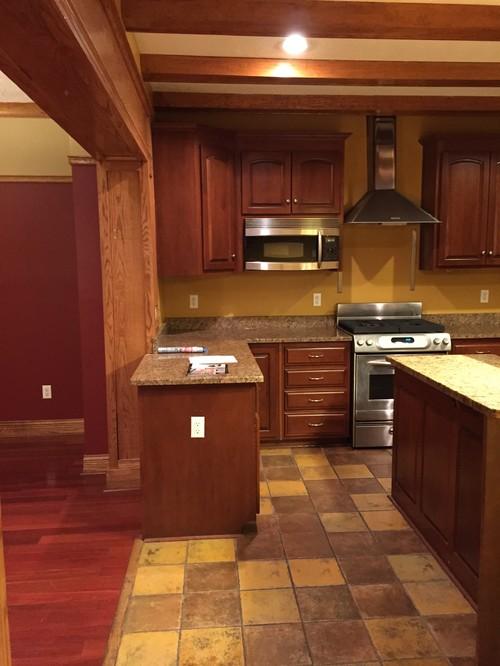 Kitchen granite bar top help for 16x16 kitchen designs