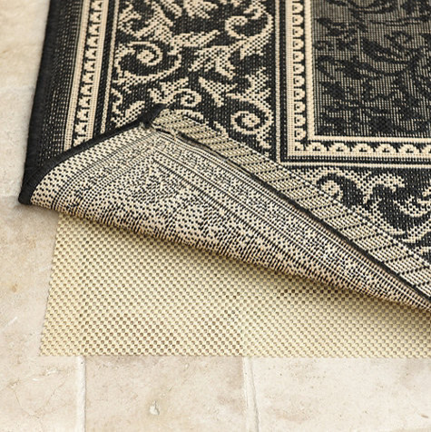 Outdoor Rug Pad traditional-rug-pads