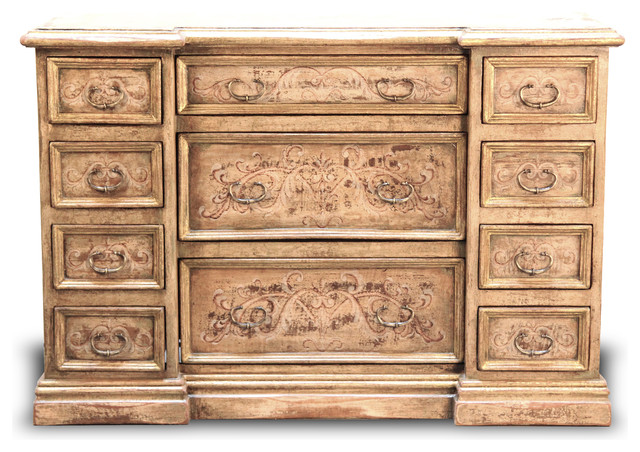 DRESSER CONSTANZA mediterranean dressers chests and bedroom armoires
