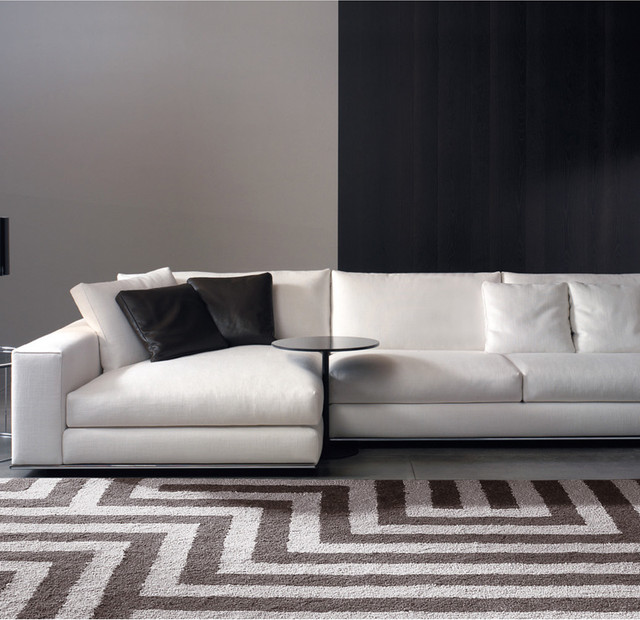 Minotti Hamilton Sectional Sofa - Modern - Sectional Sofas - by Switch ...
