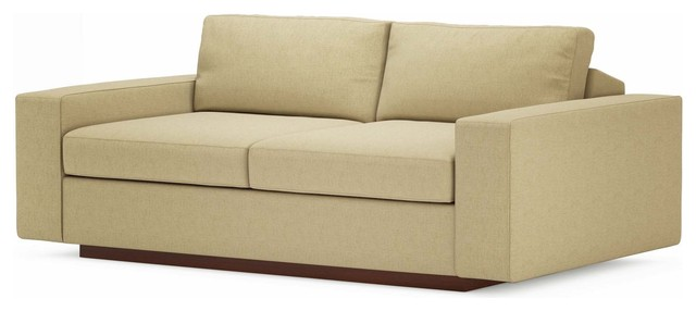 Jackson Love Sofa, Parrot contemporary-loveseats