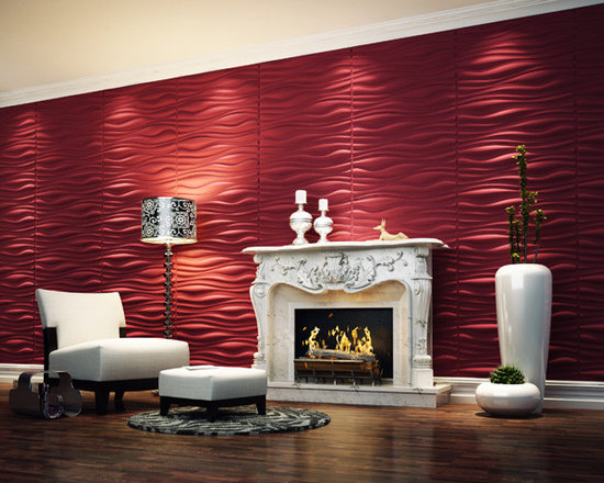 3d wall panels(Branches) -
