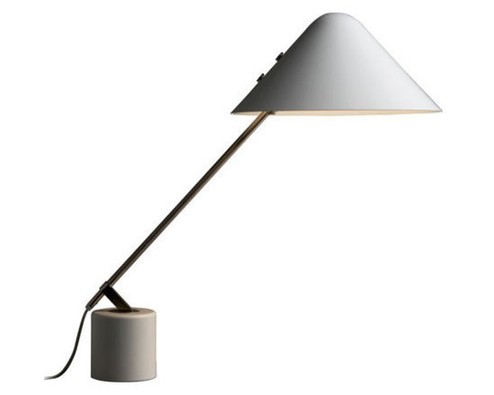 Pandul Swing Vip Task Light White Shade, by Carl Hansen