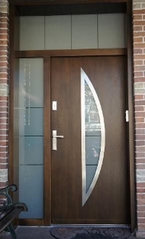 Modern exterior door model 069 contemporary front doors new york by modern home luxury - Modern home luxury doors ...