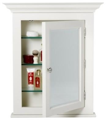 Afina Wilshire I Small Medicine Cabinet modern-medicine-cabinets