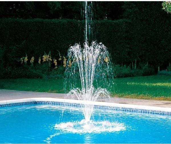 Polaris Waterstars Floating Pool Water Fountain Contemporary By