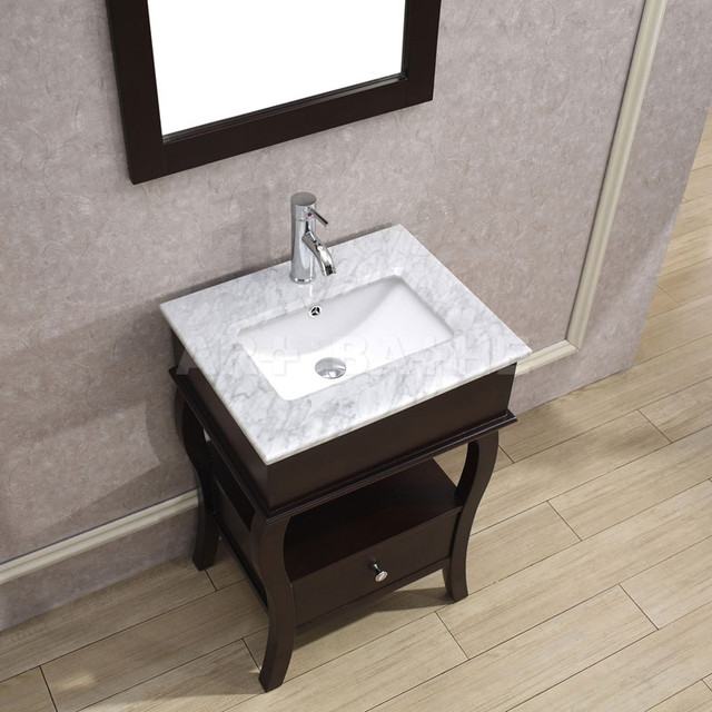 Bathroom vanities for small bathroom 2017 grasscloth for Small bathroom vanity with storage