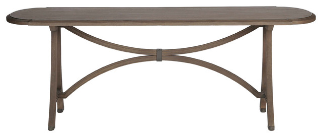 Oliver Dining Table transitional-dining-tables