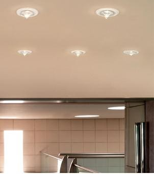 drop ceiling lamp by leucos lighting modern by