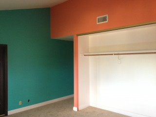 Need help choosing bedroom furniture! Coral and Turquoise ...