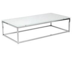 Euro Style Sandor Coffee Table - White modern-coffee-tables