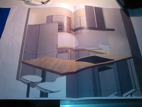 les projets implantation de vos cuisines 8700 messages page 527. Black Bedroom Furniture Sets. Home Design Ideas