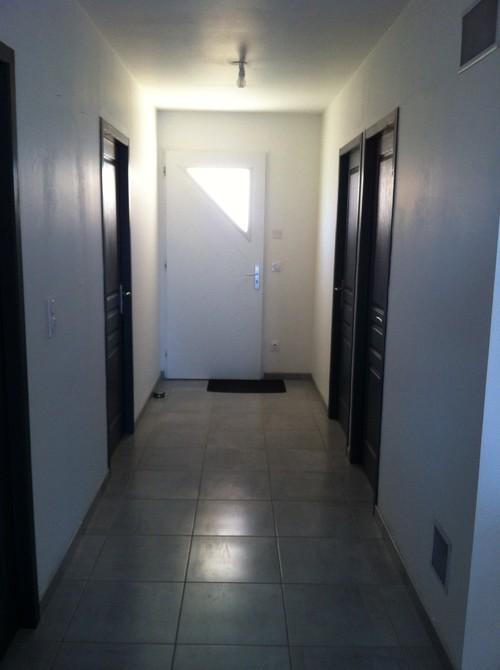 Id es d co pour une entr e - Idee couleur couloir entree ...