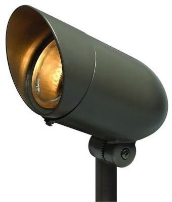 Hinkley Lighting Flood Lights. Low Voltage LED Bronze 50 Watt Equivalent Spot Li - Contemporary ...