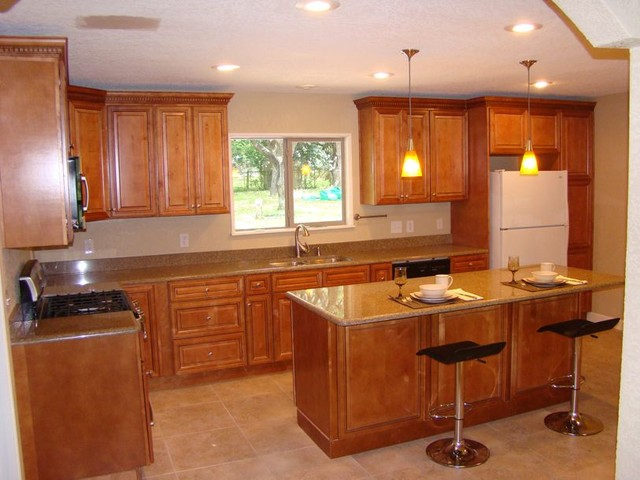 New yorker kitchen cabinets kitchen cabinet kings for Latest kitchen cabinets