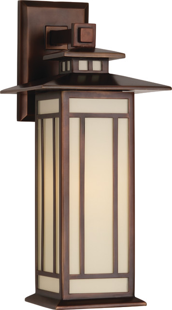 Candler Wall Sconce Craftsman Outdoor Wall Lights And