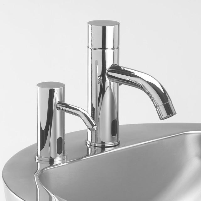 Zoom Electronic Faucet Soap Dispenser Contemporary