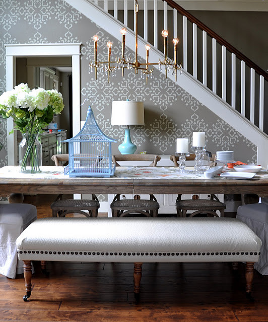 Dining Room eclectic