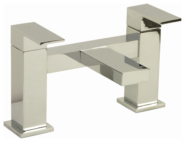 Toledo Bath Filler Tap modern-bathroom-faucets-and-showerheads
