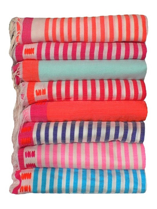 Handwoven Bedspread or Tablecloth from Kira-Cph -