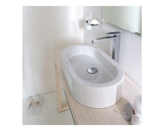 Linea Sink by WS Bath Collections Model Quarelo 53715 -