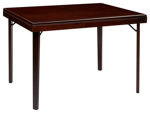 office star hacienda folding table contemporary side