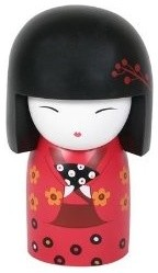 Kimmidoll Japanese Kokeshi Doll asian-home-decor
