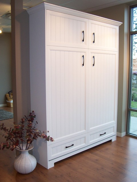 Murphy Bed Hardware Inc Traditional Beds Vancouver By Wall Beds