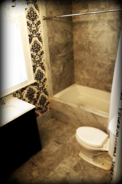 Bathroom Installations traditional-bathroom