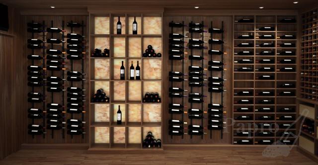 Papro Wine Cellars in Progress (Renders) modern-wine-cellar