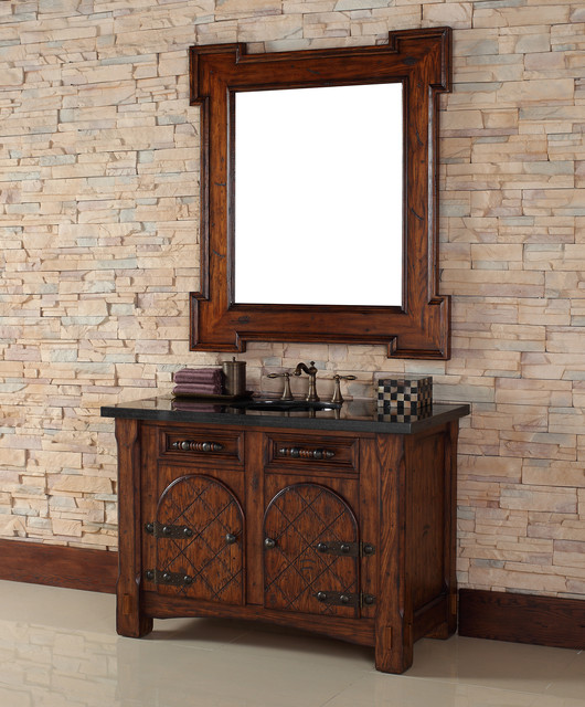 Rustic Bathroom Vanities - Rustic - Bathroom Vanities And Sink Consoles - philadelphia - by ...