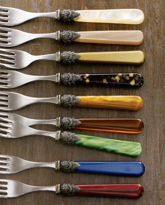 "20-Piece ""Napoleon"" Flatware Service eclectic-flatware-and-silverware-sets"
