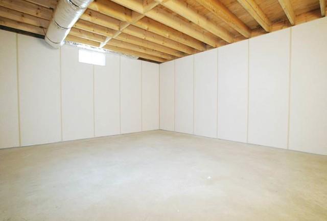 insulated basement wall panels zen wall