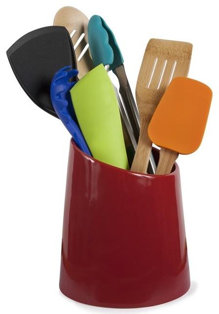 modern kitchen utensil holder - klejonka