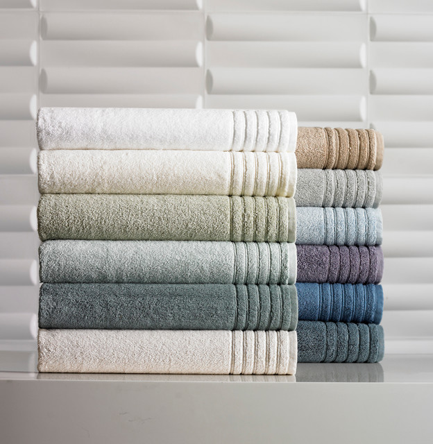 Hotel Collection Microcotton Towel Review