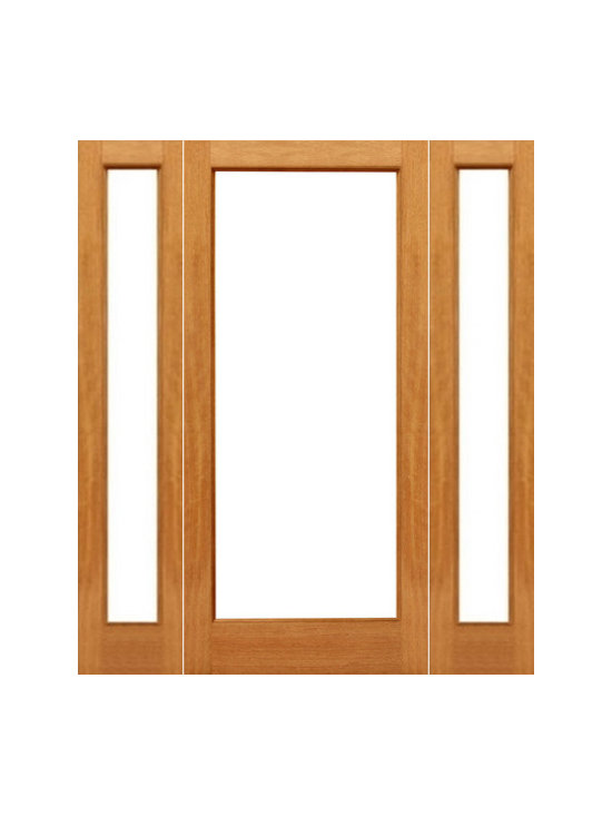 "Prehung 1-lite Patio Brazilian Mahogany Wood IG Glass Sidelights Door - SKU#    1-lite-Ext-1-2Brand    AAWDoor Type    FrenchManufacturer Collection    Mahogany French DoorsDoor Model    Door Material    WoodWoodgrain    MahoganyVeneer    Price    1478Door Size Options    [24""+2(14"") x 80""] (4'-4"" x 6'-8"")  $0[24""+2(18"") x 80""] (5'-0"" x 6'-8"")  $0[28""+2(14"") x 80""] (4'-8"" x 6'-8"")  $0[28""+2(18"") x 80""] (5'-4"" x 6'-8"")  $0[30""+2(14"") x 80""] (4'-10"" x 6'-8"")  +$10[30""+2(18"") x 80""] (5'-6"" x 6'-8"")  +$10[32""+2(14"") x 80""] (5'-0"" x 6'-8"")  +$20[32""+2(18"") x 80""] (5'-8"" x 6'-8"")  +$20[36""+2(14"") x 80""] (5'-4"" x 6'-8"")  +$20[36""+2(18"") x 80""] (6'-0"" x 6'-8"")  +$20[24""+2(14"") x 84""] (4'-4"" x 7'-0"")  +$186[24""+2(18"") x 84""] (5'-0"" x 7'-0"")  +$186[28""+2(14"") x 84""] (4'-8"" x 7'-0"")  +$186[28""+2(18"") x 84""] (5'-4"" x 7'-0"")  +$186[30""+2(14"") x 84""] (4'-10"" x 7'-0"")  +$186[30""+2(18"") x 84""] (5'-6"" x 7'-0"")  +$186[32""+2(14"") x 84""] (5'-0"" x 7'-0"")  +$196  $Core Type    SolidDoor Style    Door Lite Style    Full Lite , 1 LiteDoor Panel Style    Ovolo StickingHome Style Matching    Craftsman , Colonial , Cape Cod , VictorianDoor Construction    Engineered Stiles and RailsPrehanging Options    PrehungPrehung Configuration    Door with Two SidelitesDoor Thickness (Inches)    1.75Glass Thickness (Inches)    1/2Glass Type    Double GlazedGlass Caming    Glass Features    Insulated , Tempered , low-E , Beveled , DualGlass Style    Clear , White LaminatedGlass Texture    Clear , White LaminatedGlass Obscurity    No Obscurity , High ObscurityDoor Features    Door Approvals    FSCDoor Finishes    Door Accessories    Weight (lbs)    850Crating Size    25"" (w)x 108"" (l)x 52"" (h)Lead Time    Slab Doors: 7 daysPrehung:14 daysPrefinished, PreHung:21 daysWarranty    1 Year Limited Manufacturer WarrantyHere you can download warranty PDF document."