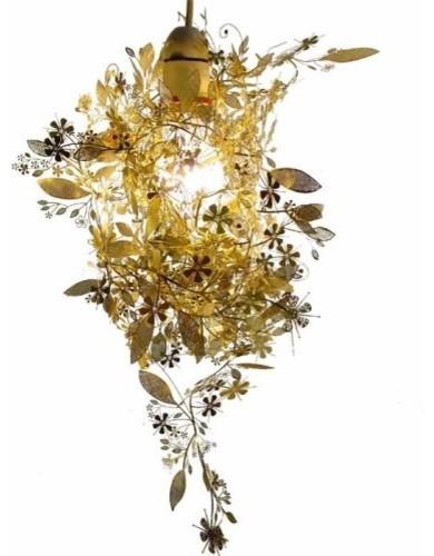 Tord Boontje Garland Pendant Light contemporary-pendant-lighting