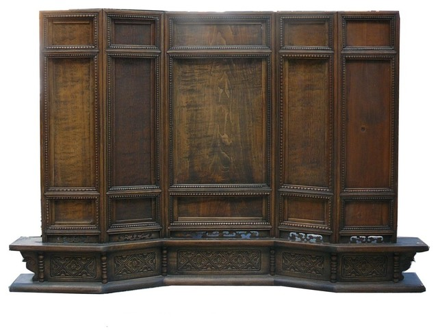 Chinese Floor Style Display Screen Panel Frame asian-screens-and-room-dividers