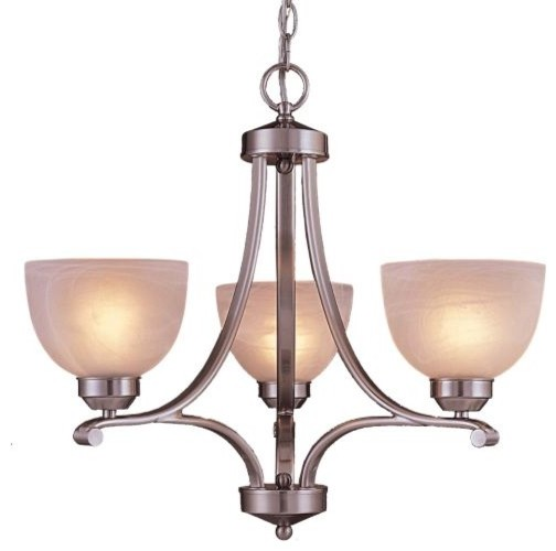Paradox Mini Chandelier by Minka-Lavery contemporary-chandeliers