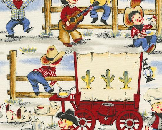Little Cowpokes Fabric -