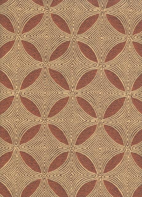 Marrakech - Henna eclectic-fabric