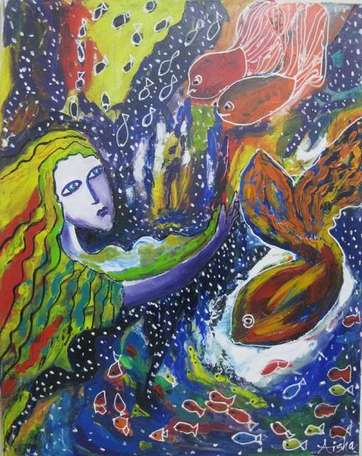 Mermaid Dream artwork