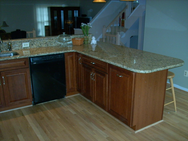 Kitchens traditional 